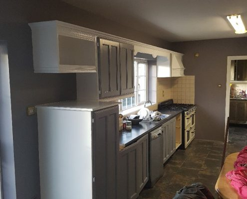 kitchen-painter-galway